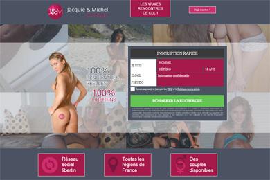 Femmes chaudes sur Jacquie & Michel Contact