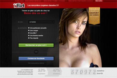 XFlirt annonces sans lendemain de femmes chaudes