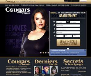 Site de rencontre sans lendemain avec des femmes Cougars Avenue